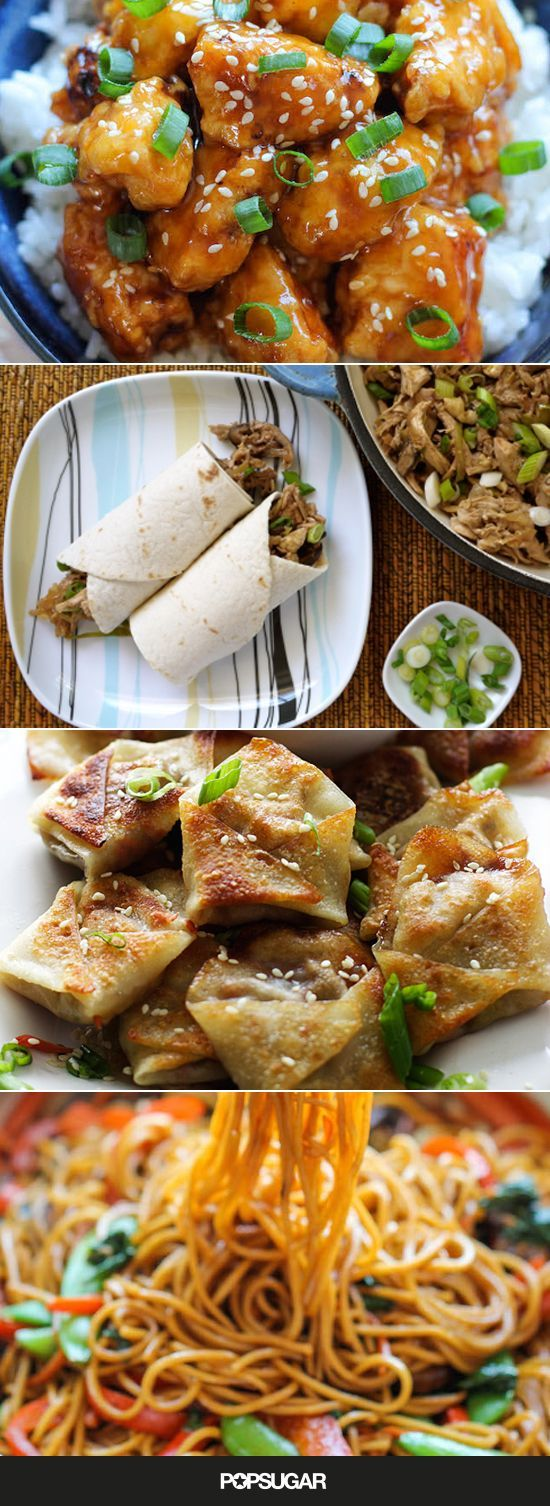 138 best chinese recipes kids friendly images on pinterest 19 chinese takeout inspired dishes to celebrate the year of the monkey at home forumfinder Gallery