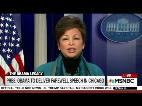 Valerie Jarrett Gives Most Hateful Exit Interview To Greta Van Susteren...You Won't Want To Miss It! (Anyone with 1/2 a brain KNOWS that obummer, jarrett, et al have for 8 miserable YEARS ruled as dictators)