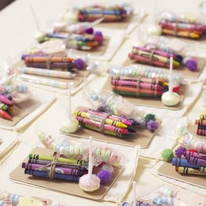 Wedding favors for kids