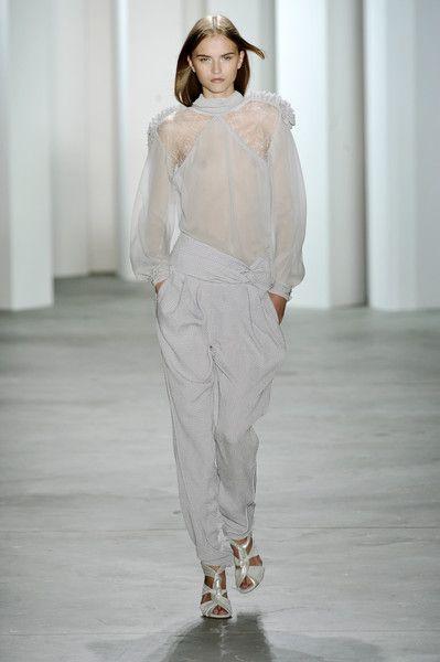 Preen at New York Fashion Week Spring 2010 - Runway Photos