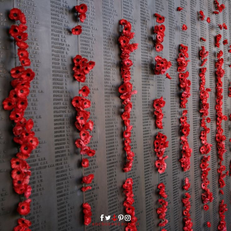 11.11 Lest We Forget - Australian War Memorial wall #lestweforget #remembranceday #remembranceday2017 #1111 #111111
