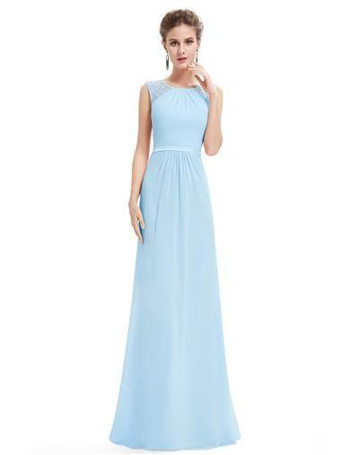 Blue wedding dresses uk wedding ideas for Baby blue wedding dress