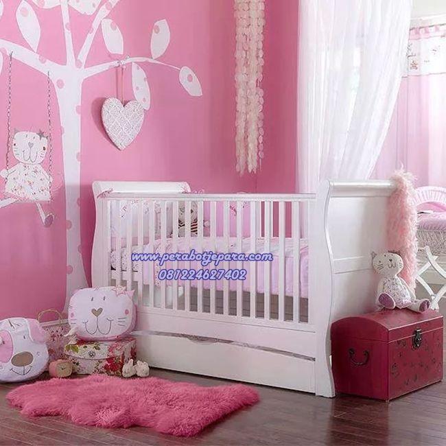 Ranjang Tidur Bayi Modern