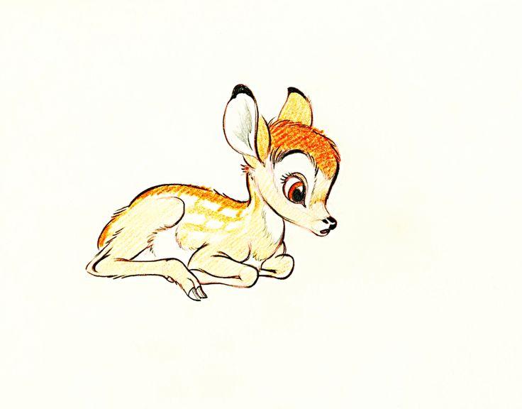 Bambi tattoo idea