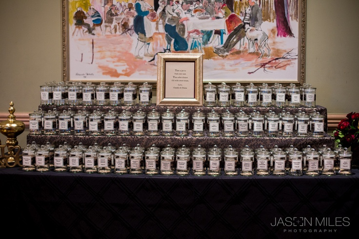 Seating jars!  By Simply Sienna - www.facebook.com/simplysiennas
