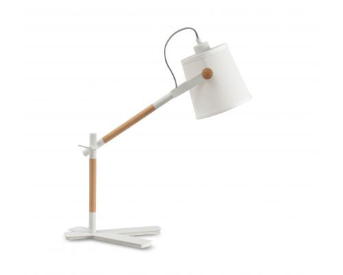 Styl skandynawski - Mantra Nordica 4922 lampa biurkowa