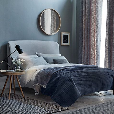 Buy House by John Lewis Jersey Bedspread Online at johnlewis.com