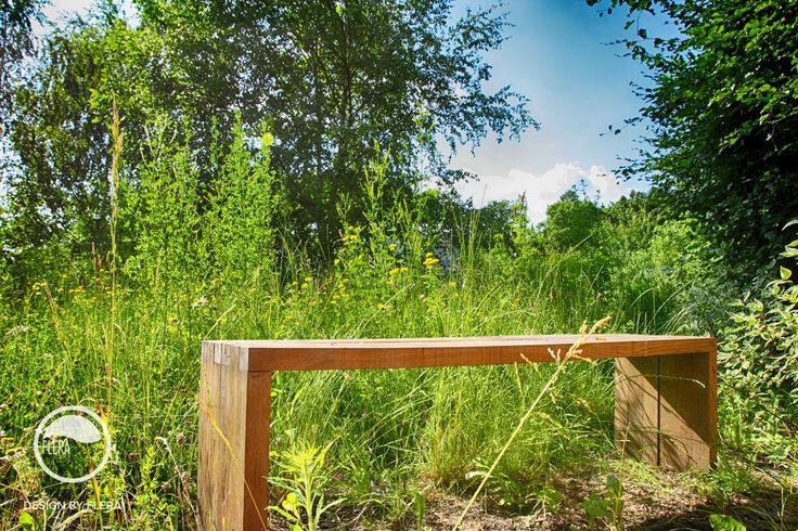 #landscape #architecture #garden #meadow #bench #resting #place