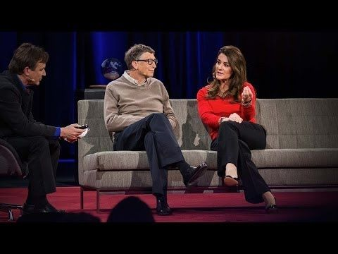 Bill and Melinda Gates: Why giving away our wealth has been the most satisfying thing we've done... - YouTube