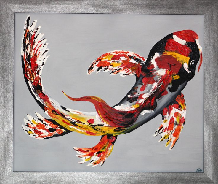 "For Sale: ""The Koi"" by Sophia Meier 