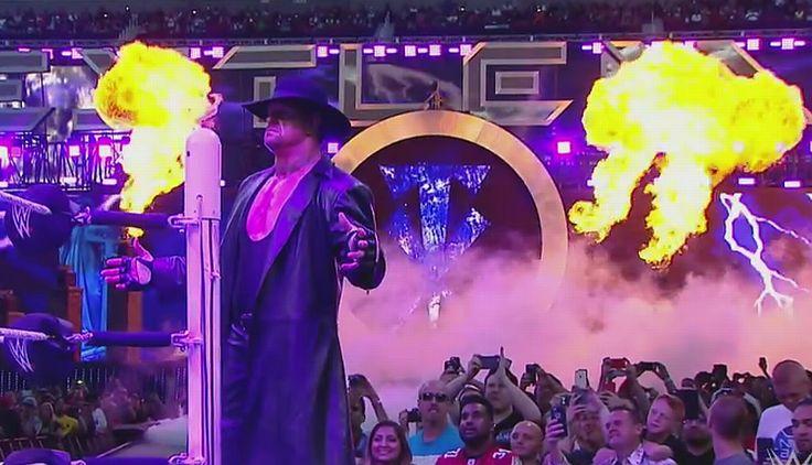 WrestleMania 31: The Undertaker derrotó a Bray Wyatt e hizo crecer su leyenda #Peru21
