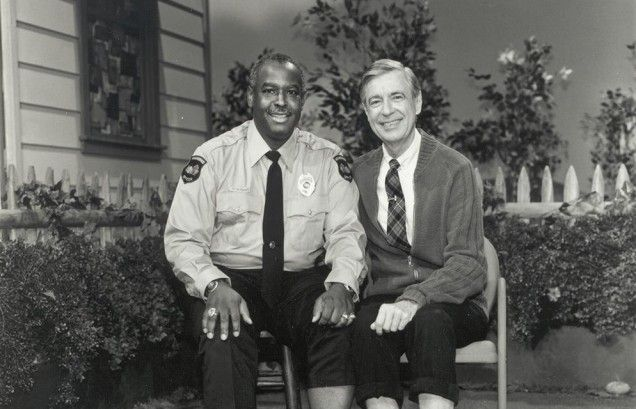 """Interesting #StoryCorps (not sad, I promise!). Sounds like Mr. Rogers was a pretty decent guy. """"François Clemmons talks about Mr. Rogers."""""""