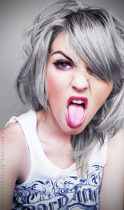 Sensational 17 Best Images About Silver Platinum Hair Color On Pinterest Hairstyle Inspiration Daily Dogsangcom