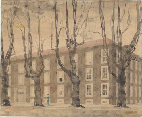 Care Home, Frederiksberg, Denmark Kay Fisker, 1919