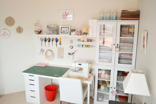 Best 25 ikea sewing rooms ideas on pinterest sewing for Ikea craft room furniture