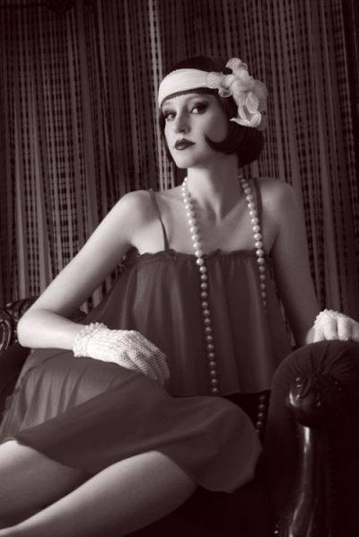 1920s hair 1920s Hair and Makeup...
