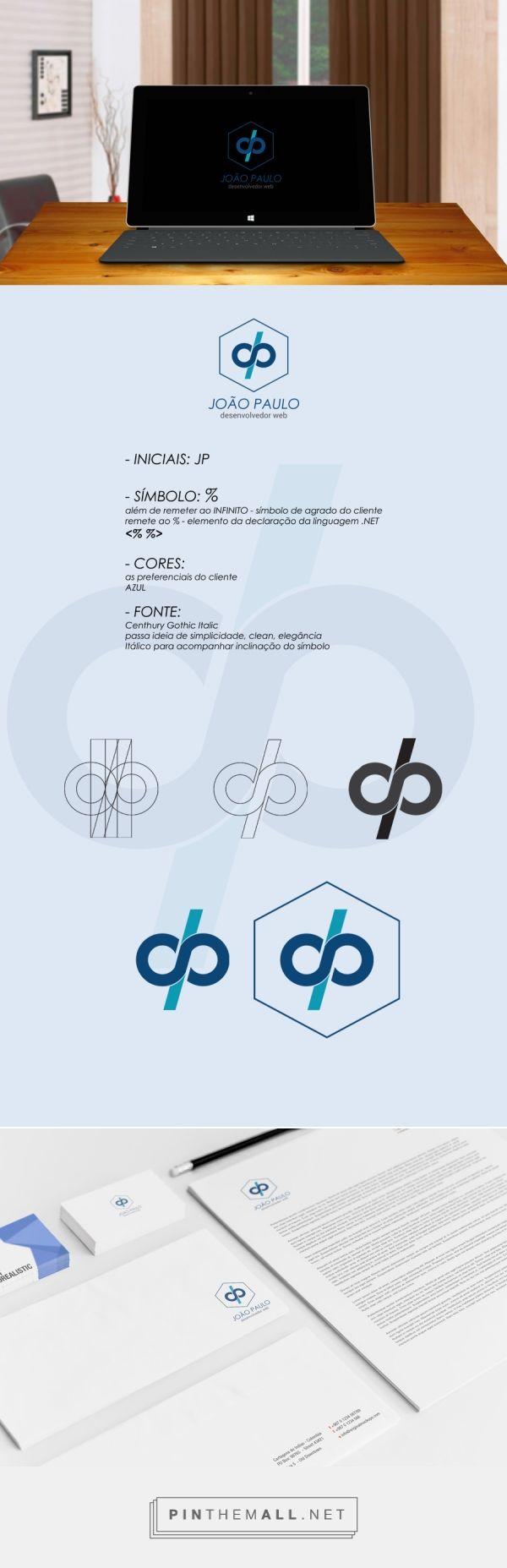 João Paulo - Desenvolvedor Web | Criação de logotipo | Por Allan Dennis |http://allandennisdesign.com.br - created via https://pinthemall.net