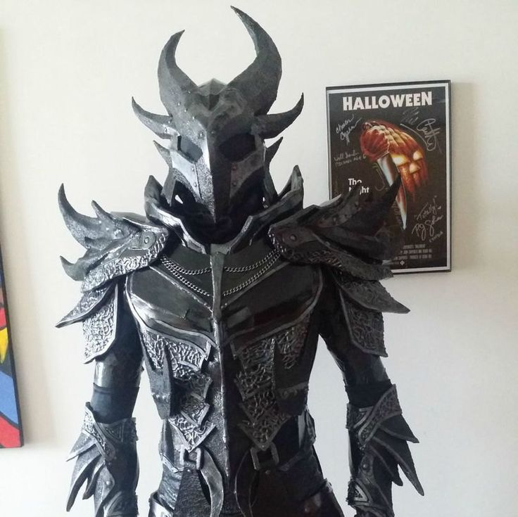 """My own model and unfold.  Make your own high detailed armor suit to wear. """"You are NOT buying the finished model - you are buying the plans and Do It Yourself guides to create your own.  Also included *.pdo (for pepakura papercraft) *.stl, *3.ds, *.obj files of 3-D model for 3-D printer, *.PDF - for MAC users.  You will get the parcel with patterns on CD and special software(free version, not included in price) , than after set up  software,you will be able to see three-dimensional model and…"""