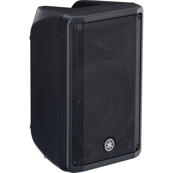 Yamaha DBR10 700W 10 Powered Speaker
