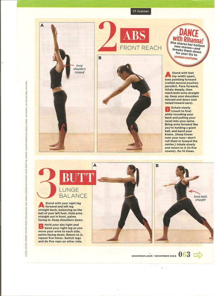 Rihanna Dance Workout Part 2