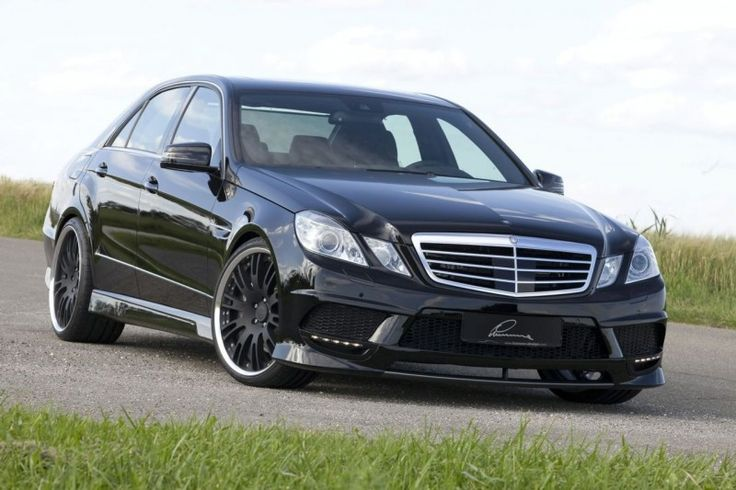 Mecedes-Benz S212 E-Class Wagon on Hyper Forged Wheels | BENZTUNING | Performance and Style
