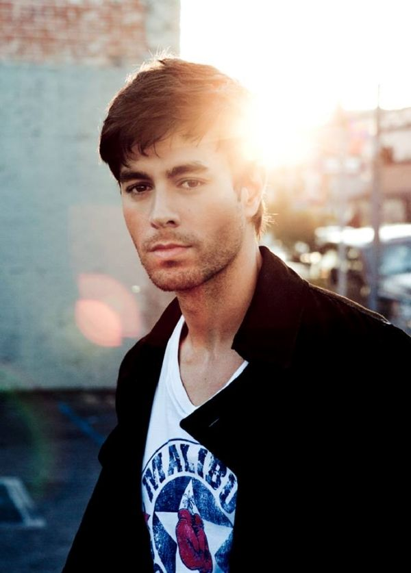 Enrique Iglesias -  I just realized this dude wasn't on my music board! O.o An oversight I remedied quickly!
