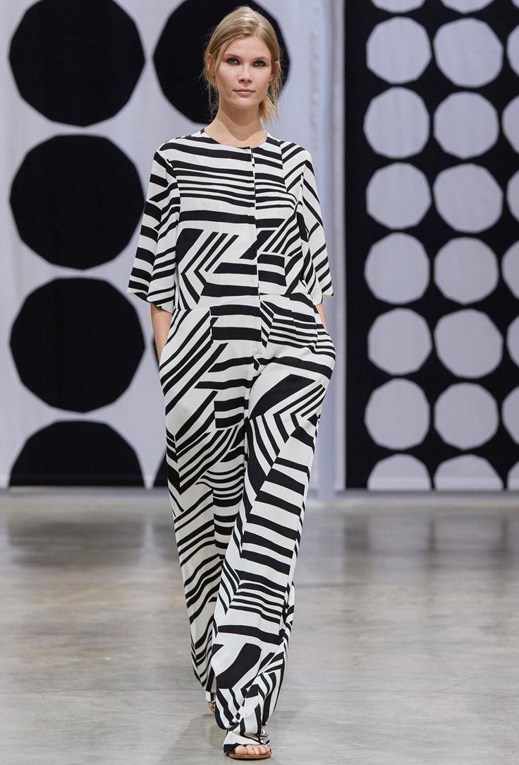 Paris Fashion Week - Spring 2016 - Marimekkovancouver.com