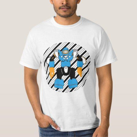 Robot Mode On T-Shirt - tap, personalize, buy right now!