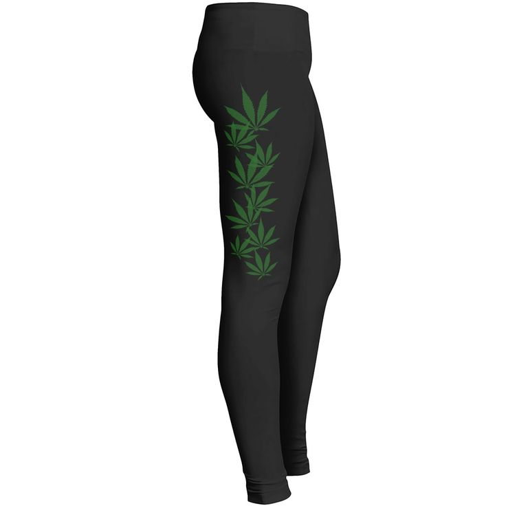 Smoke weed every day v4  Bunch of green ganja marihujana leafs pot leaves  Awesome personalised #black #leggings now only 29$! Grab yours at #sunfrog