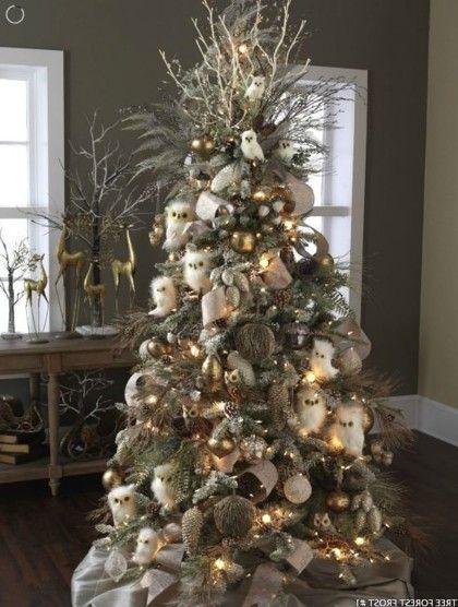Christmas Tree Decoration Owl : The world s catalog of ideas