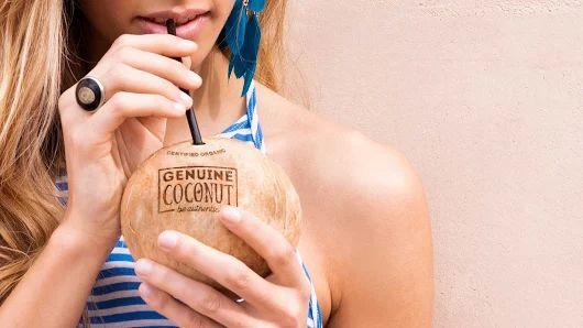 Genuine Coconut | Organic Coconut Water