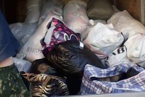 В Тамбовскую Сосновку привезли 75 мешков одежды.  Одежду обувь и игрушки раздадут 36-ти семьям района. Пока волонтеры передали собранное в местный центр социальных услуг. А уже оттуда вещи отправятся к нуждающимся. Благотворительную акцию провела общественная организация Добрая точка. Ее волонтеры уже несколько лет принимают любые вещи которыми тамбовчане уже не пользуются но другим они еще могут сослужить добрую службу. Проект Добрая точка реализуют добровольцы Тамбовской общественной…