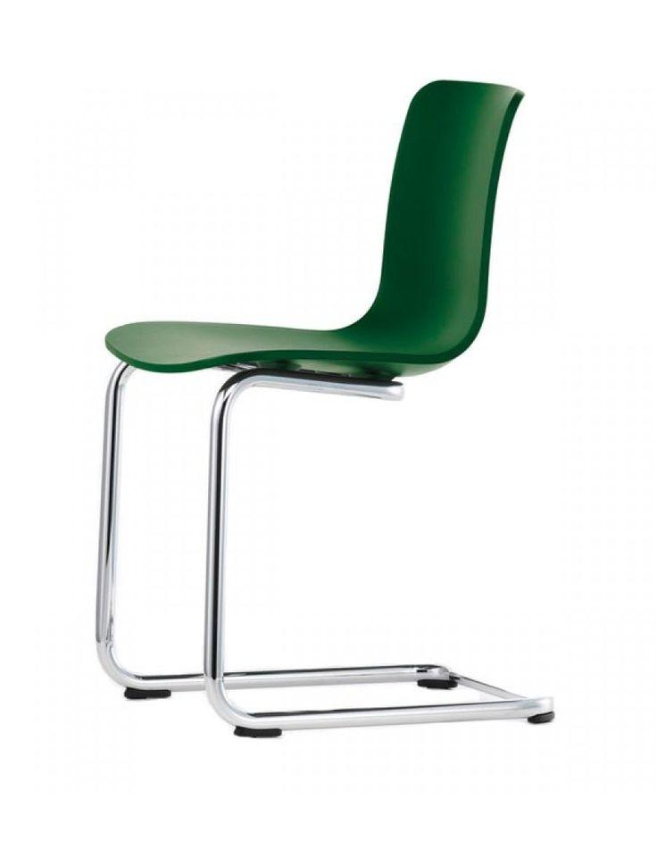 Vitra HAL Cantilever stoel  Ontwerp: Jasper Morrison  Verkrijgbaar in 6 verschillende kleuren
