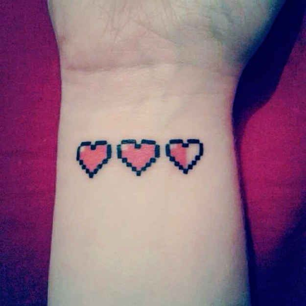 36 tatuagens absurdamente nerds                                                                                                                                                                                 Mais