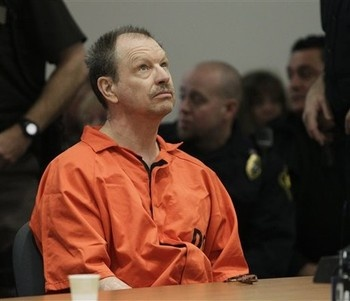 """""""I've killed so many women, I have a hard time keeping them straight""""   Over a 2 year period in the early 80's  Gary Leon Ridgway AKA """"Green River Killer"""" nearly 50 women. in 2001 he was arrested, charged with the murders of 48 women and in 2003 confessed to 49 in a plea bargain that spared him the death penitently."""