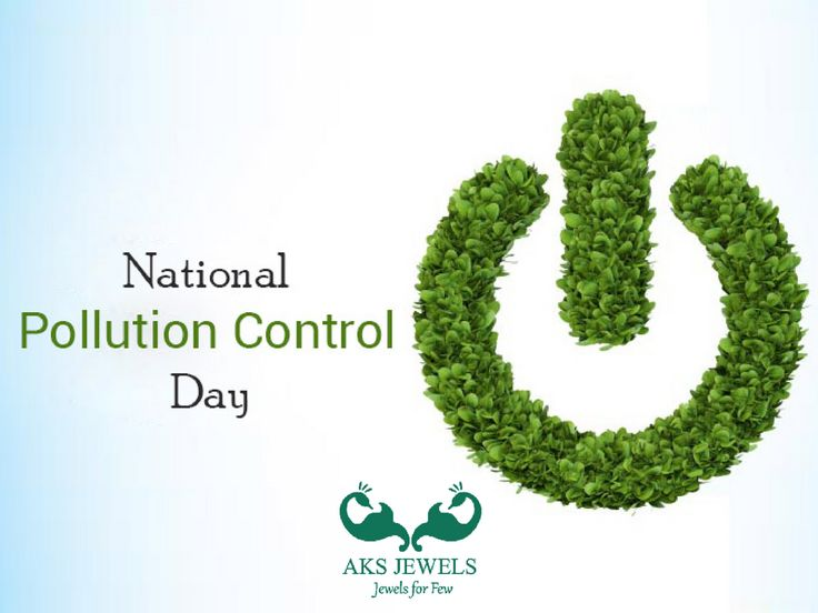 This Nation Pollution Prevention Day let's pledge to do our bit in reducing pollution and saving our planet from its effects!