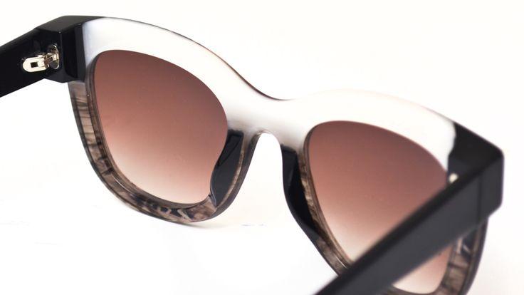 Model > CHROMATY Thierry Lasry @ Optical Papadiamantopoulos Οπτικά Καταστήματα. >>> THE NEW COLLECTION S/S 2014
