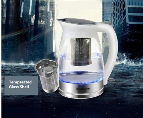 how to clean outside stainlesssteel electric kettle