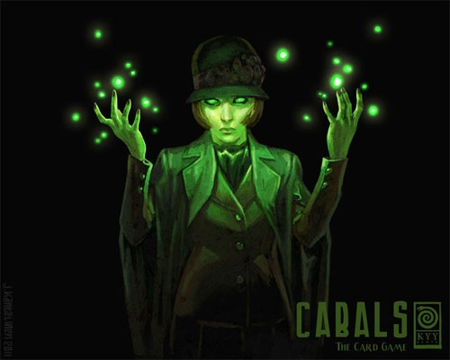Gallery - Cabals Art | Cabals: The Card Game