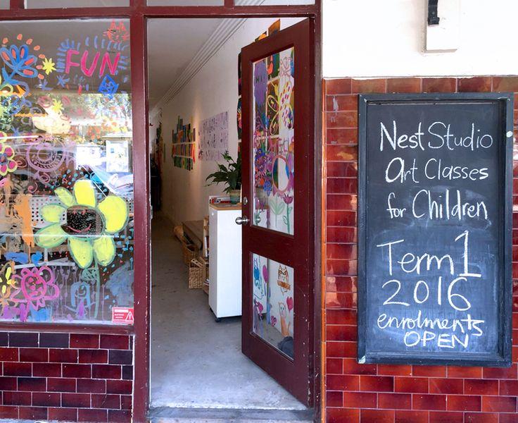 Back to Nest Studio (Term 1 starts Thursday February 11)