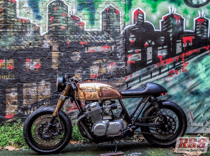 288 best honda cafe racer images on pinterest | cafe racers