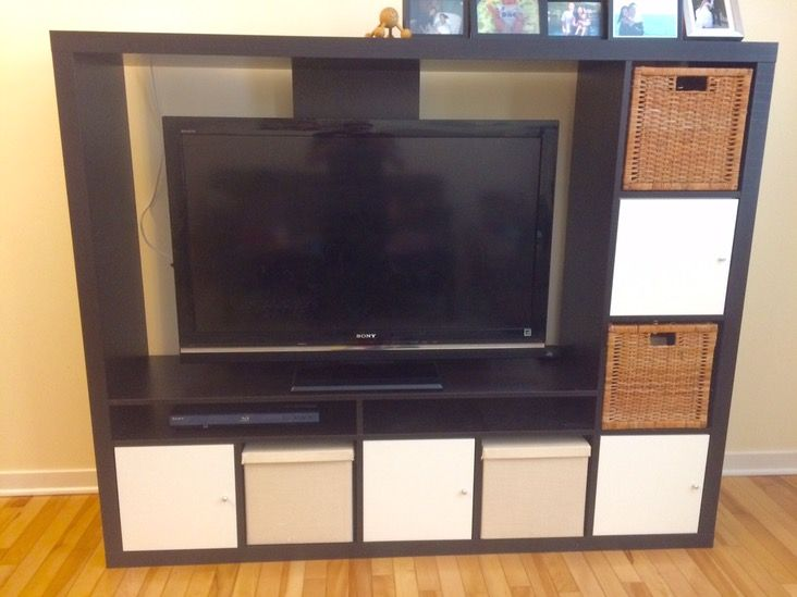 Ikea Lappland Tv Stand/Bookshelf in University Village / Little ...