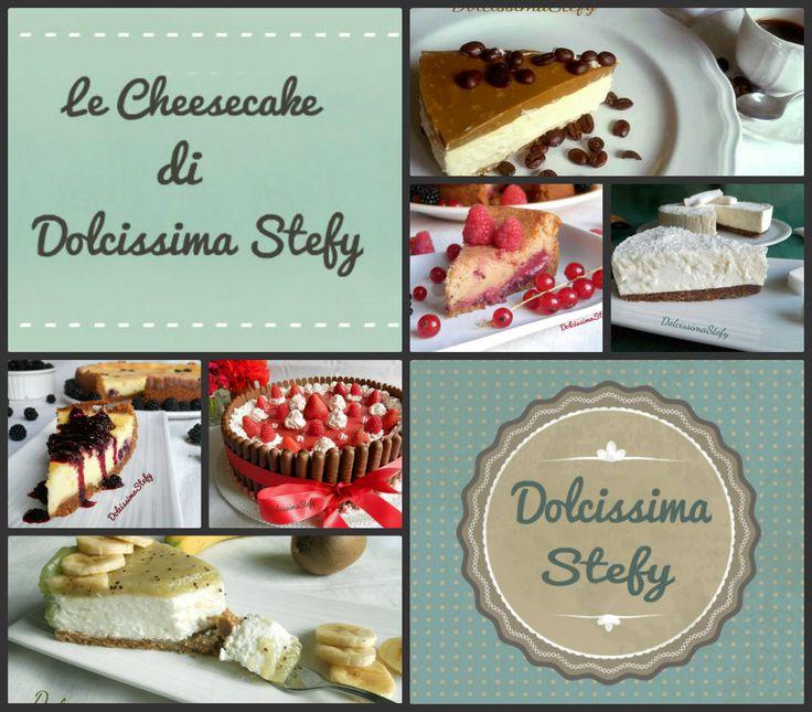 Ricettario gratuito delle mie Cheesecake preferite