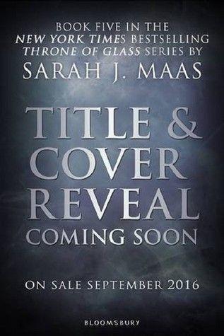 Untitled #5 - Sarah J. Maas - September 6, 2016  AHHHHHHHHHHHHHHHHHH!! How? WHY?  WHY DO I HAVE TO WAIT!!!