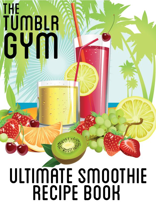 Free Ultimate Smoothie Recipe Book!  Download this comprehensive Ebook of 200 smoothie recipes that covers every smoothie you would ever want to make, as well as some you never even thought to make absolutely free!