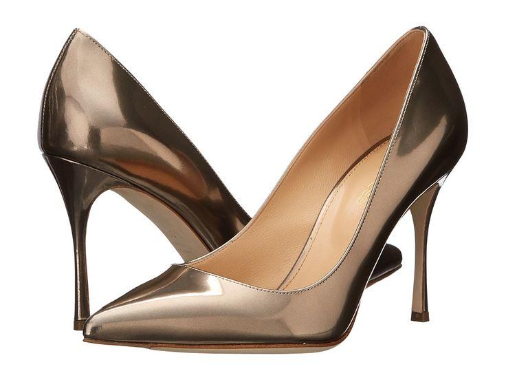 SERGIO ROSSI SERGIO ROSSI - A43843 MMV402 (ROSE GOLD SPECCHIO) HIGH HEELS. #sergiorossi #shoes #