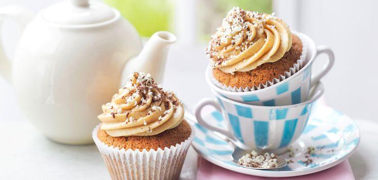 Mokka-Cupcakes