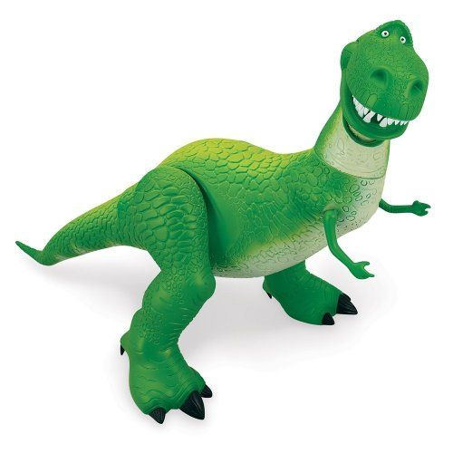 Toy Story 3 Toy Story 3 Rex the Dinosaur figure doll toy ( parallel import ) @ niftywarehouse.com #NiftyWarehouse #Toy #Story #Movie #ToyStory #Pixar