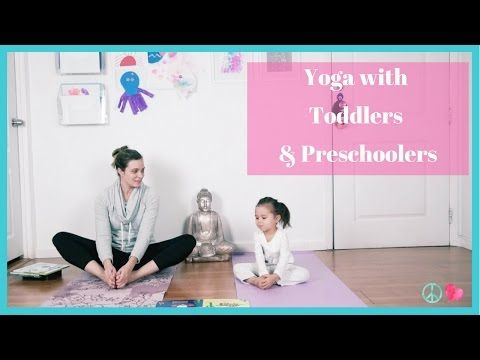 Yoga with Toddlers! - Peace, Love & Literacy