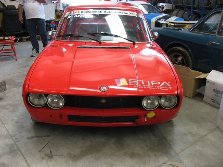 Sport Cars For Sale >> Fiat 124 Sport Coupe (BC) 1608cc | Ultimate car collection | Pinterest